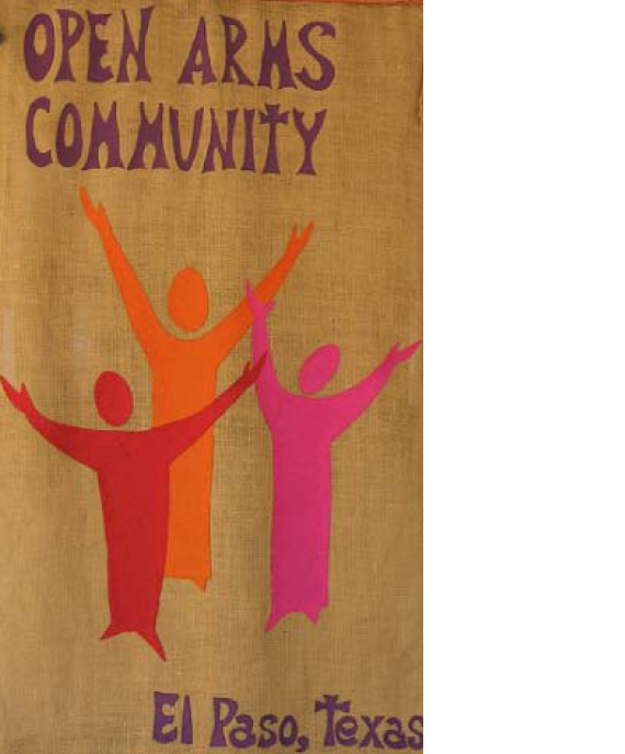 Open Arms Community banner